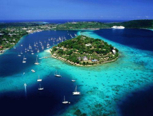 достопримечательности Вануату