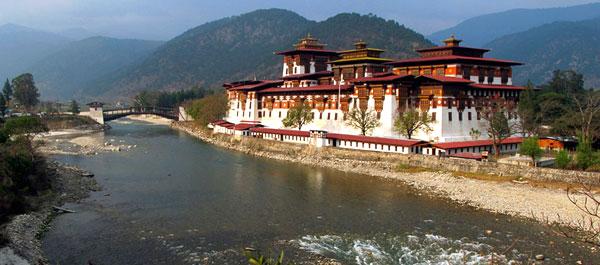 достопримечательности Бутан