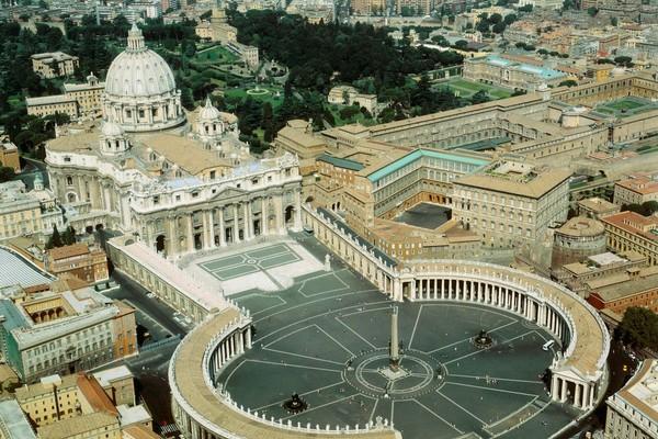 достопримечательности Ватикан