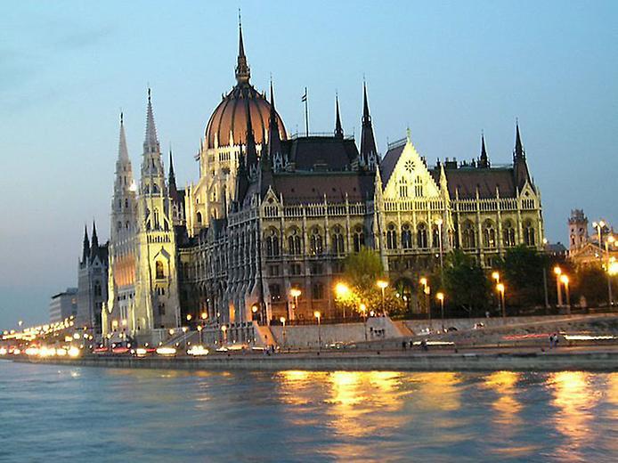 достопримечательности Венгрия