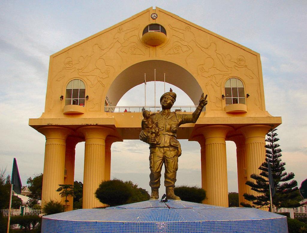 достопримечательности Гамбии