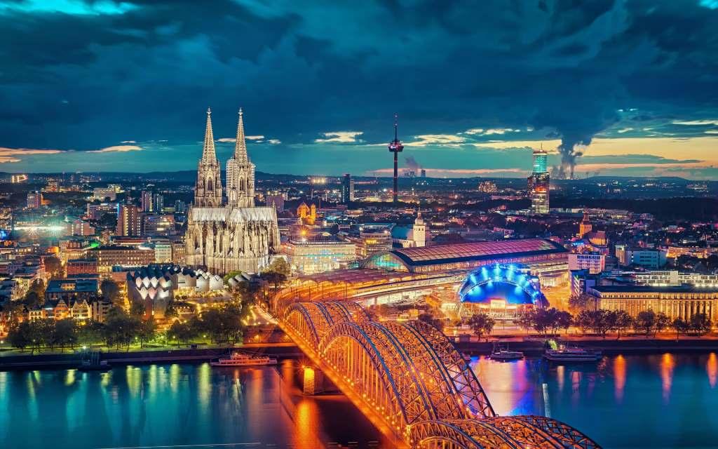 Особенности и достопримечательности Германия
