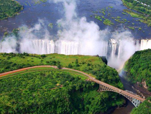 Особенности и достопримечательности Замбии