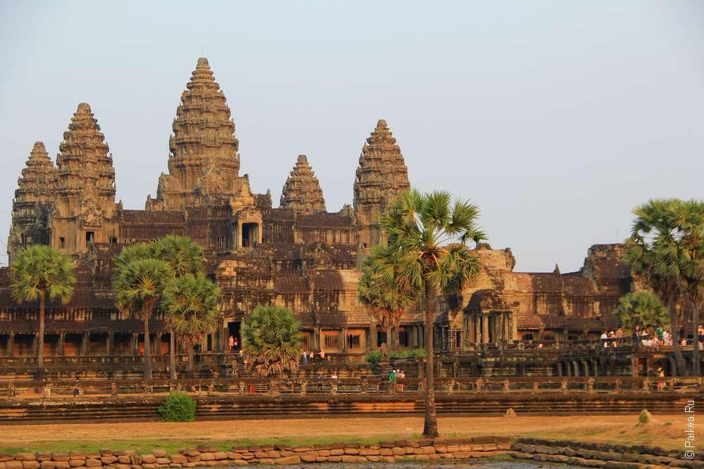 Особенности и достопримечательности Камбоджи
