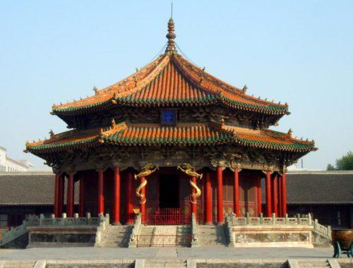 Osobennosti i dostoprimechatelnosti v Kitae