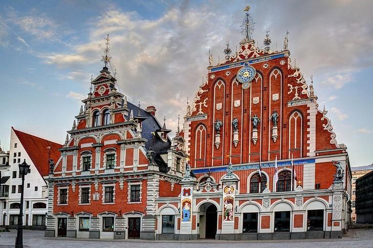 Особенности и достопримечательности Латвии