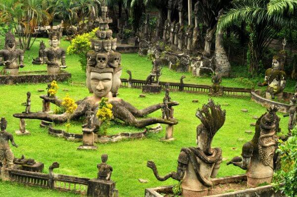 Особенности и достопримечательности Лаоса