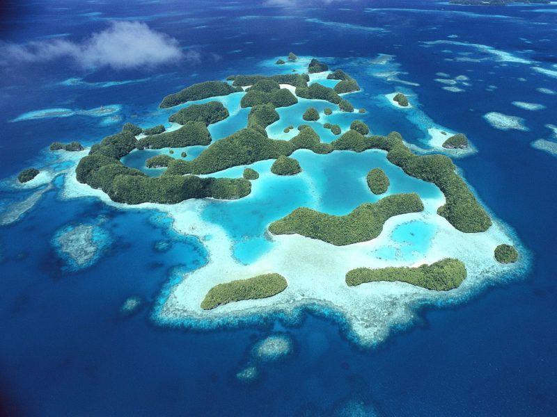 Особенности и достопримечательности Палау