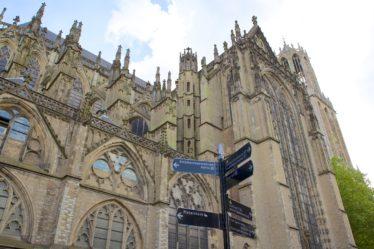 Утрехт - дом для 19 исторических церквей