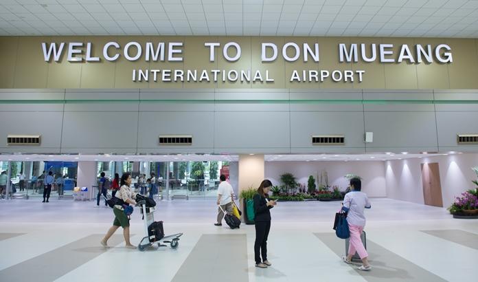 аэропорт Don Muang