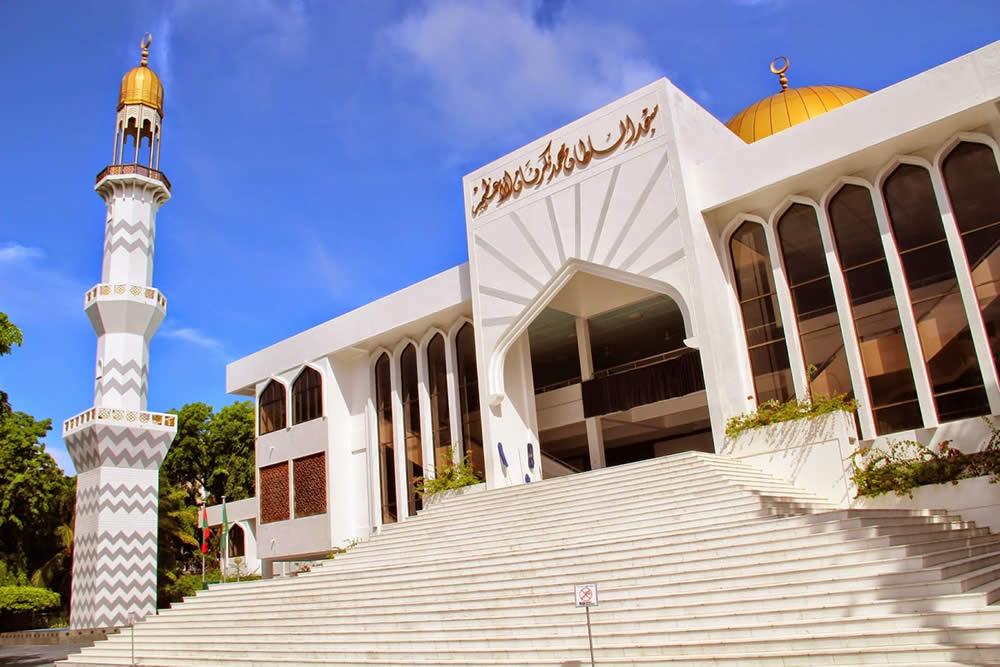 Мечеть пятницы