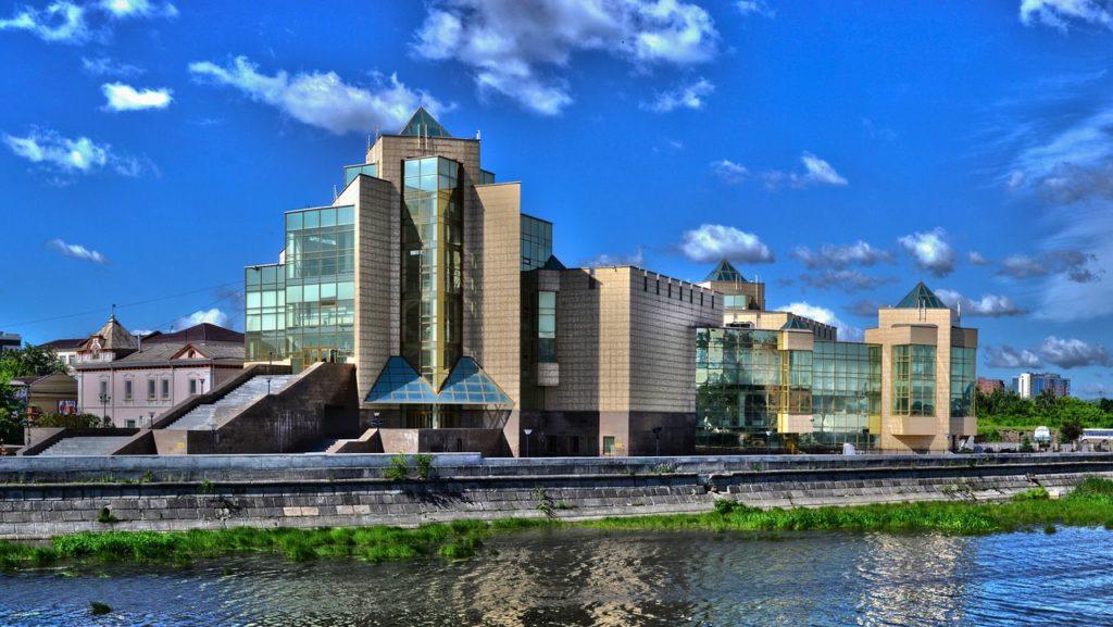 Историко-государственный музей Южного Урала