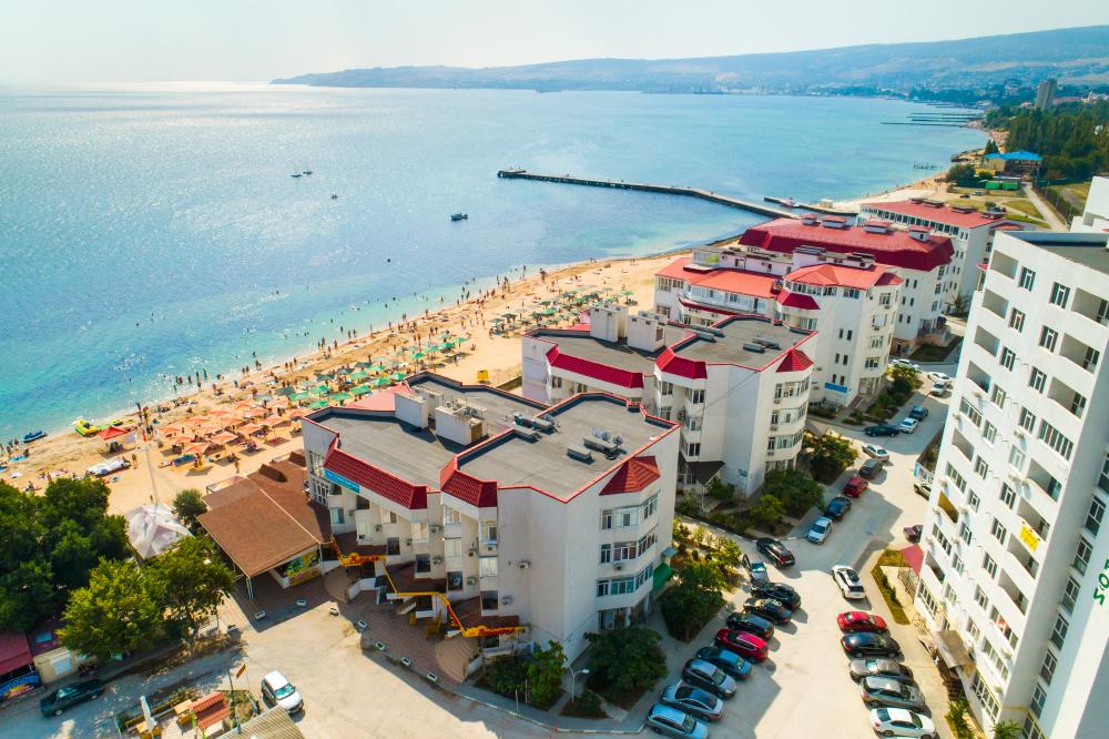 рост цен жилья на Черном море