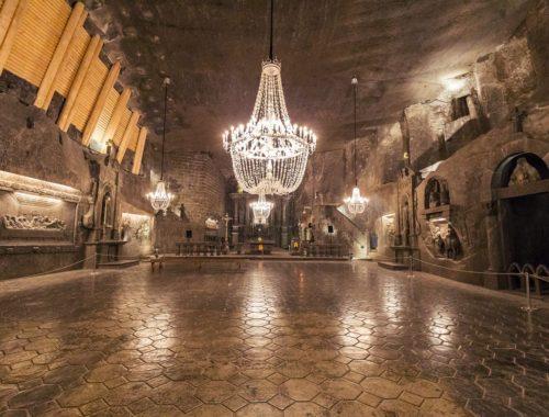 подземные города планеты потрясающие воображение
